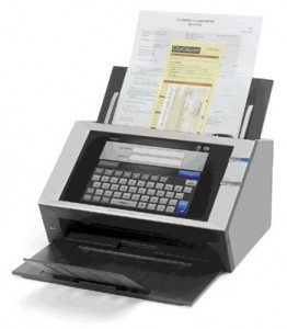 ScanSnap N1800 Network Scanner