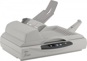 fi-5015C Sheet-Fed Scanner