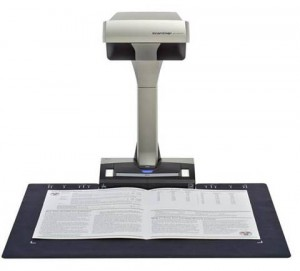 Contactless Scanner